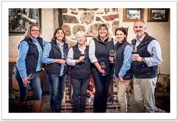 Our Cellar Door Staff