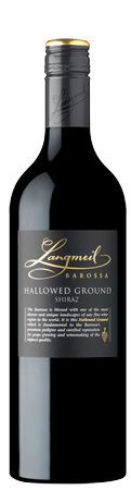 2017 Hallowed Ground Shiraz