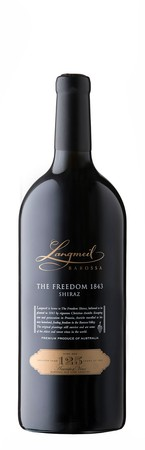 2014 Freedom 1843 Shiraz 3Ltr Jeroboam (Only 18 will be produced)