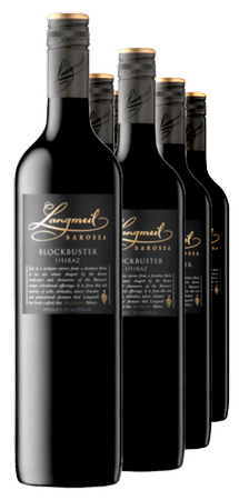 2016 Blockbuster Shiraz 6 pack