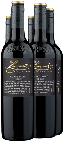2018 Long Mile Shiraz pack
