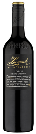 Lot-36 Shiraz Cabernet 2018