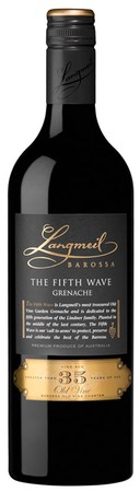 2015 The Fifth Wave Grenache