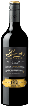 2016 The Freedom 1843 Shiraz