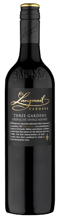 2018 Three Gardens Grenache Shiraz Mataro