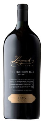 2015 The Freedom 1843 Shiraz 6Ltr Imperial
