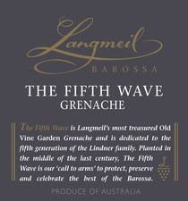2009 Fifth Wave Grenache